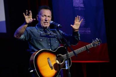 Bruce Springsteen Is Opening Up About His Battle With Depression