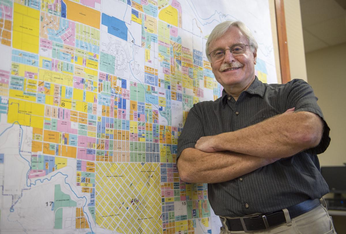 County Assessor Gerald Bowden retires