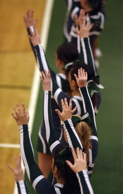 Cheerleader lawsuit