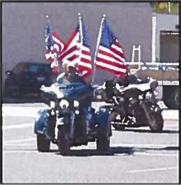 Idaho Roll Call Memorial Ride