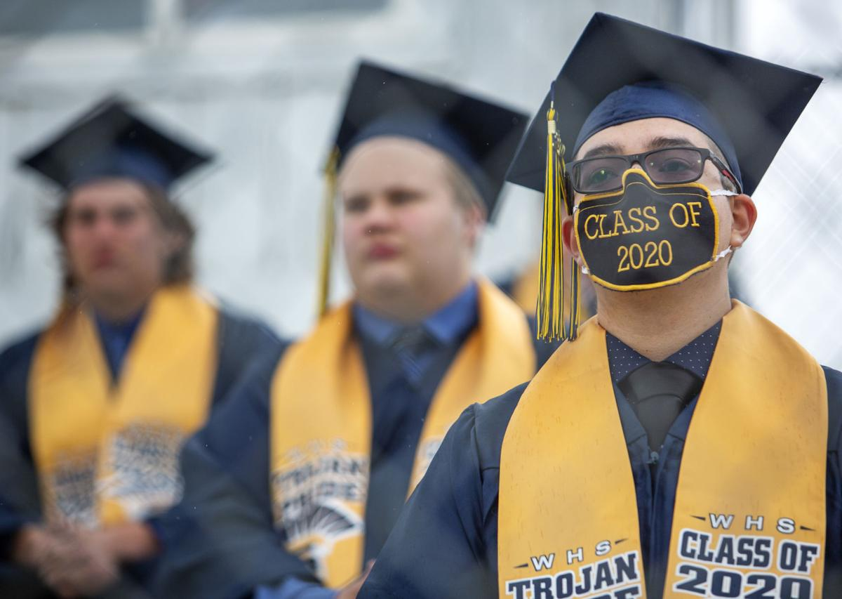 Embracing new graduation traditions