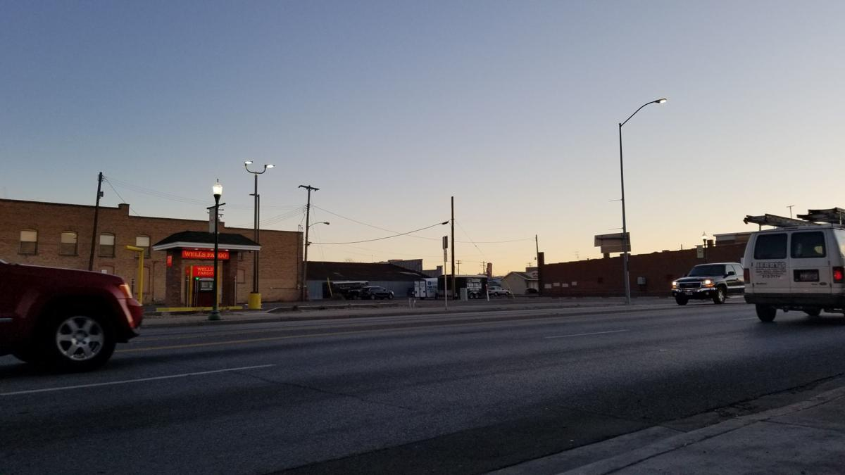 215 Shoshone Street South