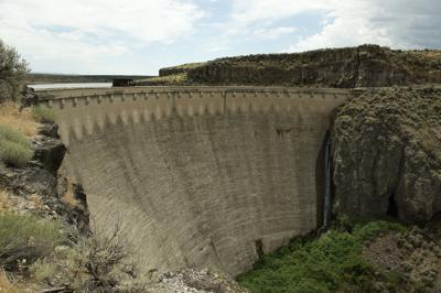 Salmon Dam