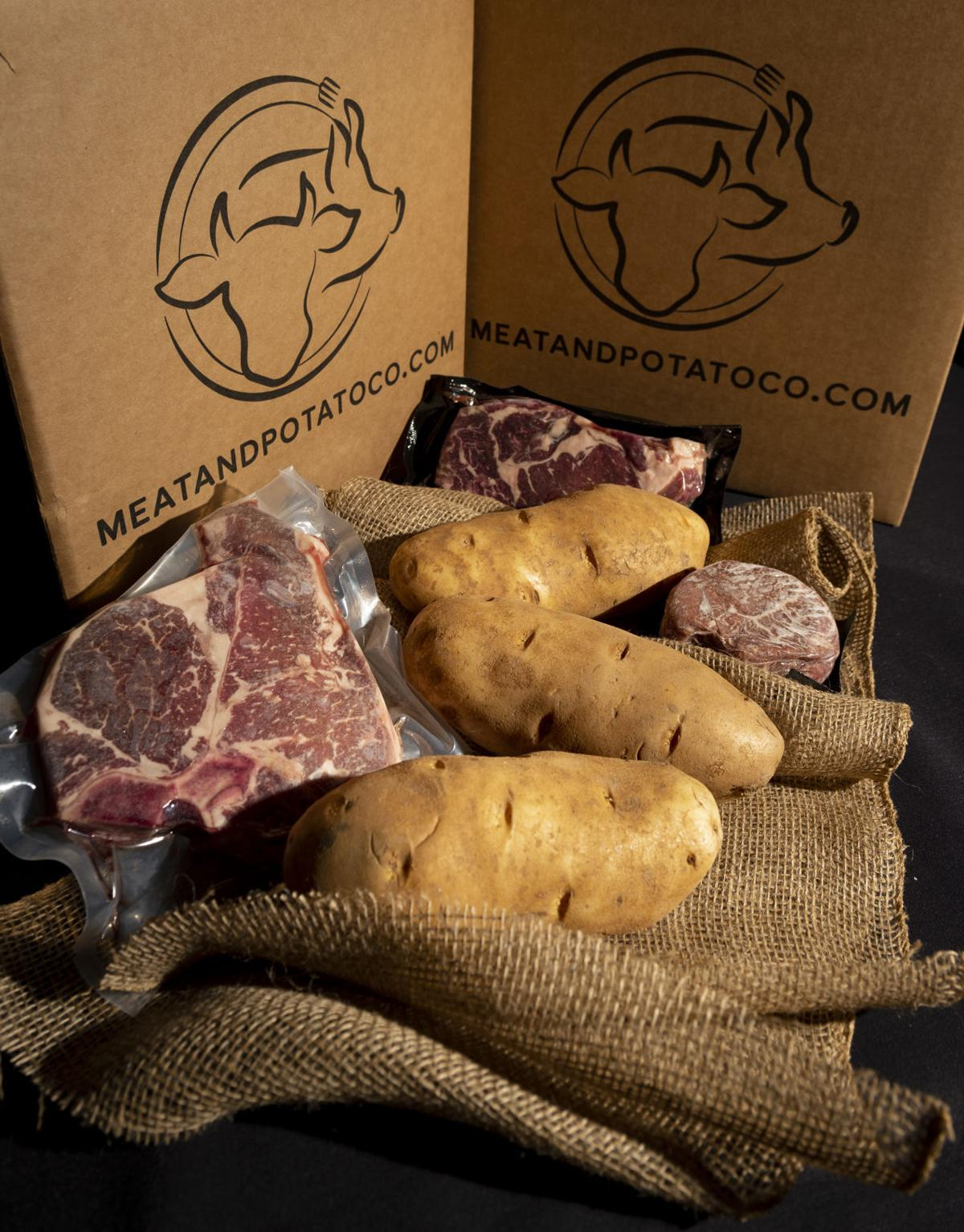 Meat and Potato Company up and running