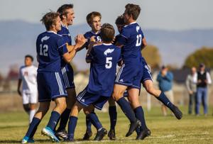 PHOTOS: State quarterfinal soccer games