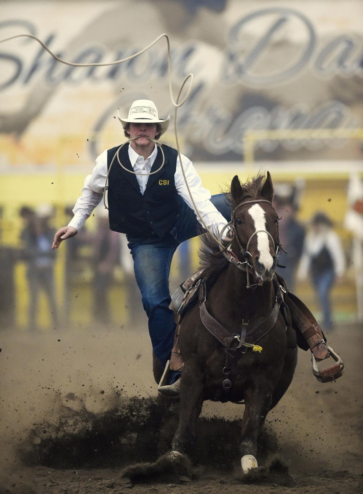 Golden Eagles Success Continues At Csi Rodeo College Of