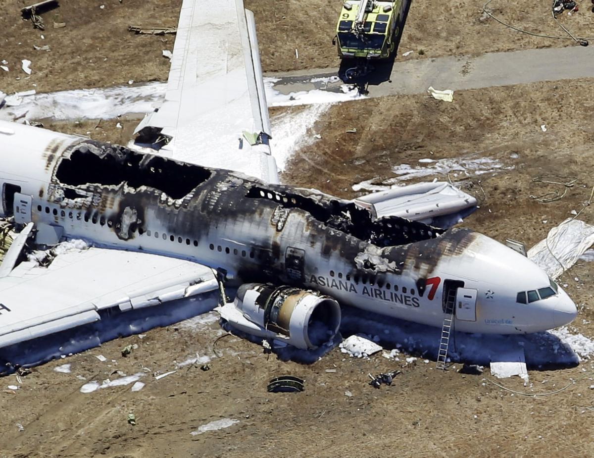 Airliner Crash Helmet Cams