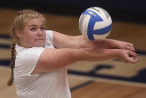 PHOTOS: Volleyball - Dietrich Vs. LHC
