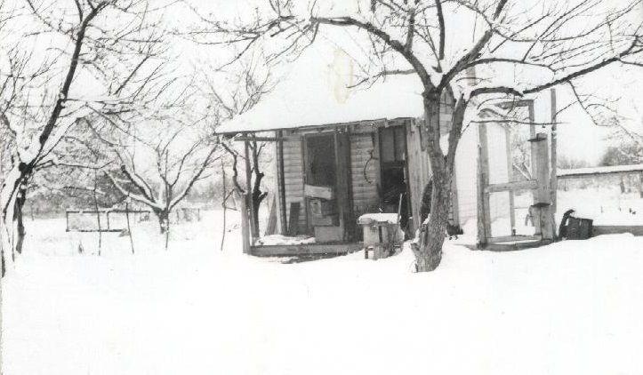 Hidden History: The Stricker Summer Kitchen | Southern Idaho Local ...