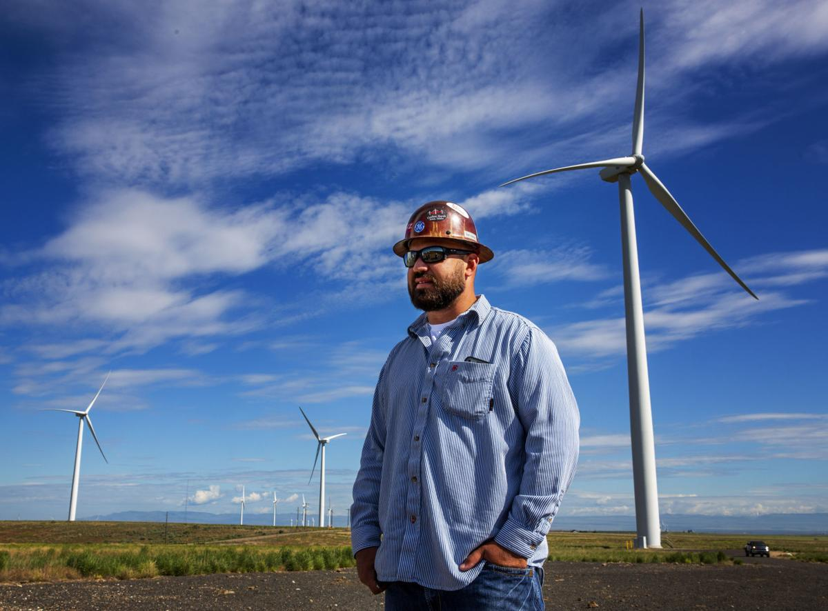 New wind farm planned near Shoshone