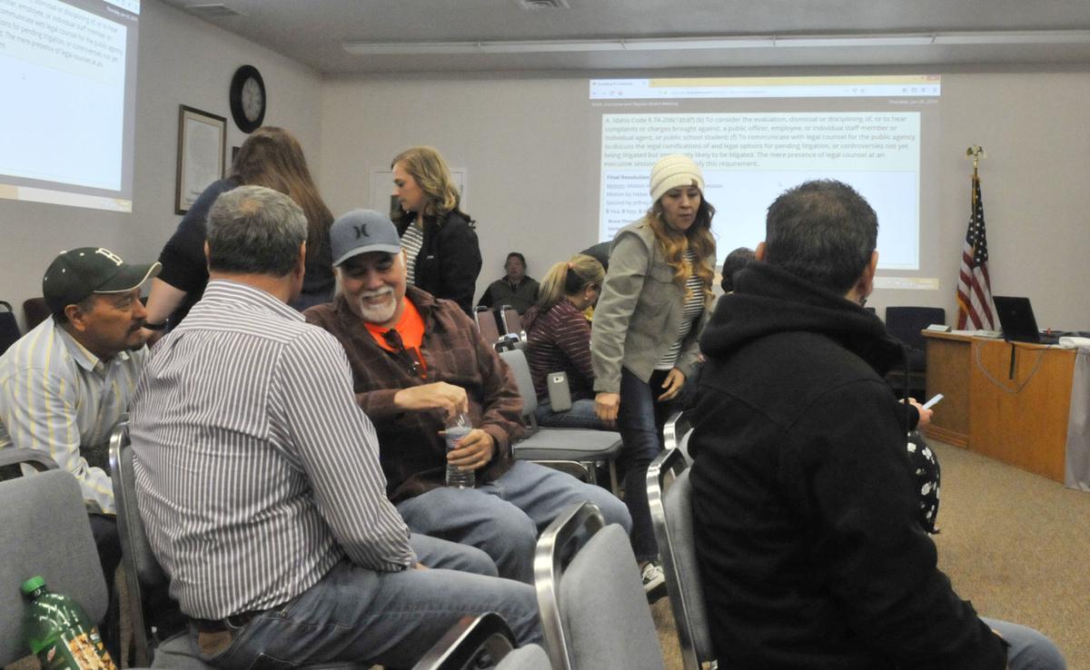 District  meeting
