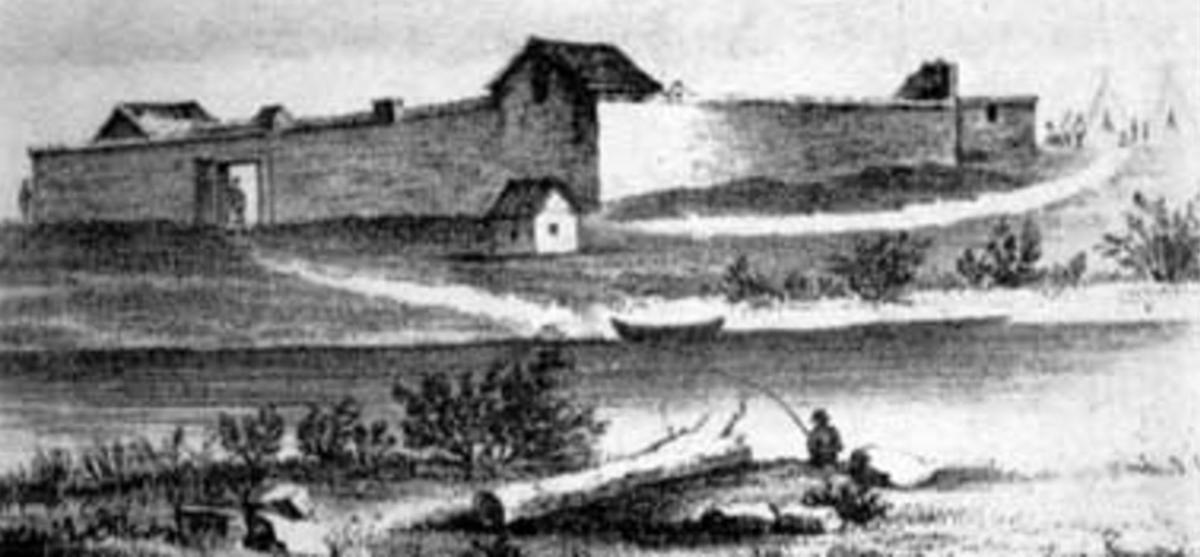 Old Fort Boise