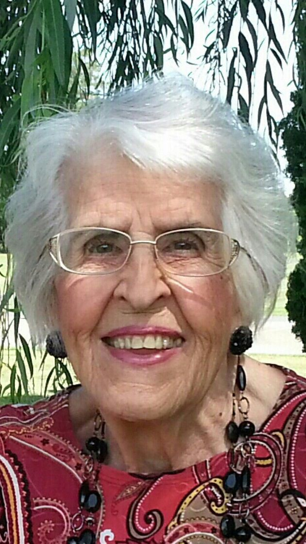 Obituary: Pearl Babbel Schenk