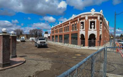 Fremont Avenue construction