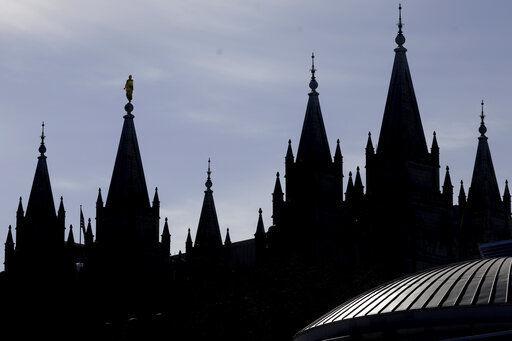 Oregon man sues Mormon church over alleged sexual abuse