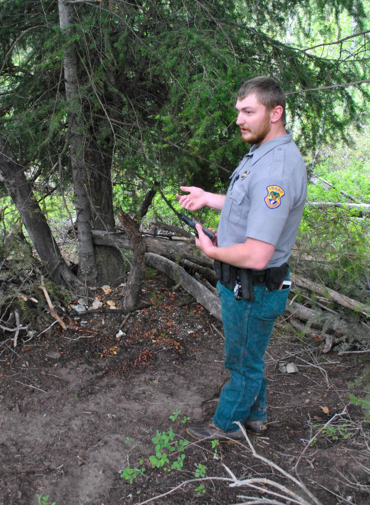 Bear baiting patrol uncovers violations outdoors and for Idaho dept of fish and game