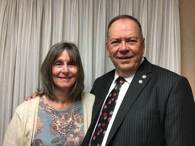 Alma and Robert Blakeslee