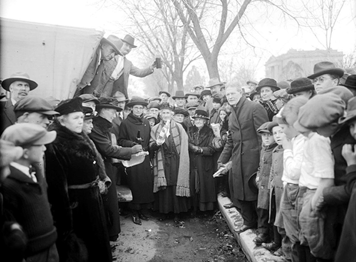Fighting alcohol before Prohibition