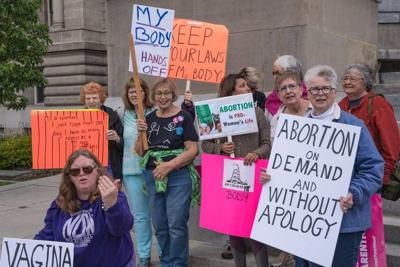 Women facing restrictions often seek abortion out of state. Idaho bucks the U.S. trend