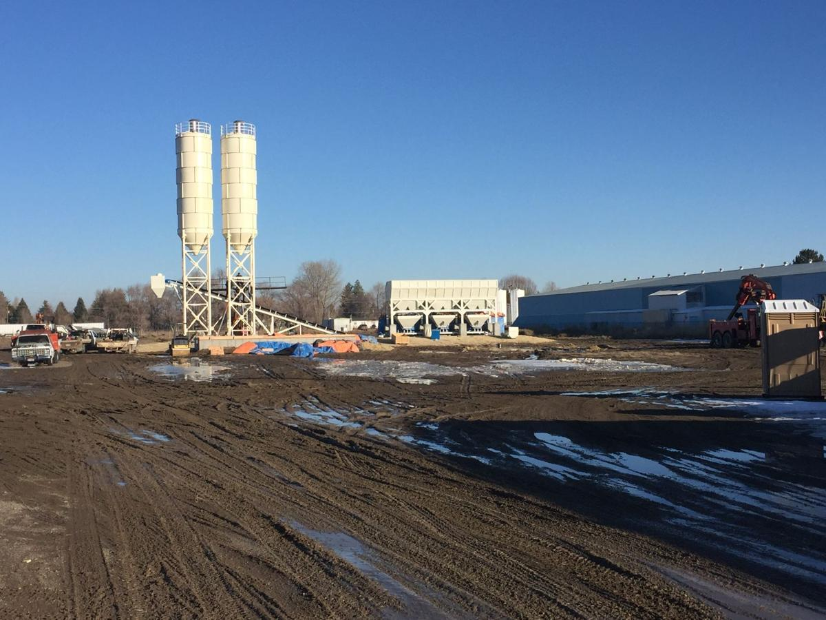 Idaho Cement Plants : New ready mix concrete facility to open in rupert