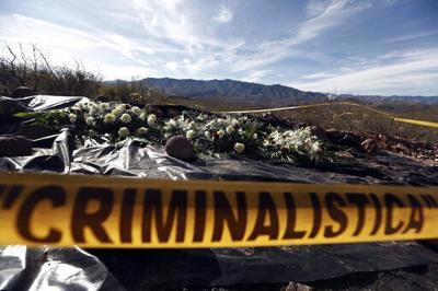 Family of 9 slain Mexican-Americans sues Juarez drug cartel