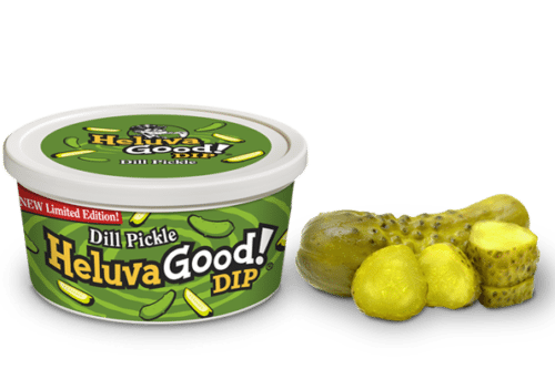 This Is Not A Drill: Dill Pickle Dip Is Here