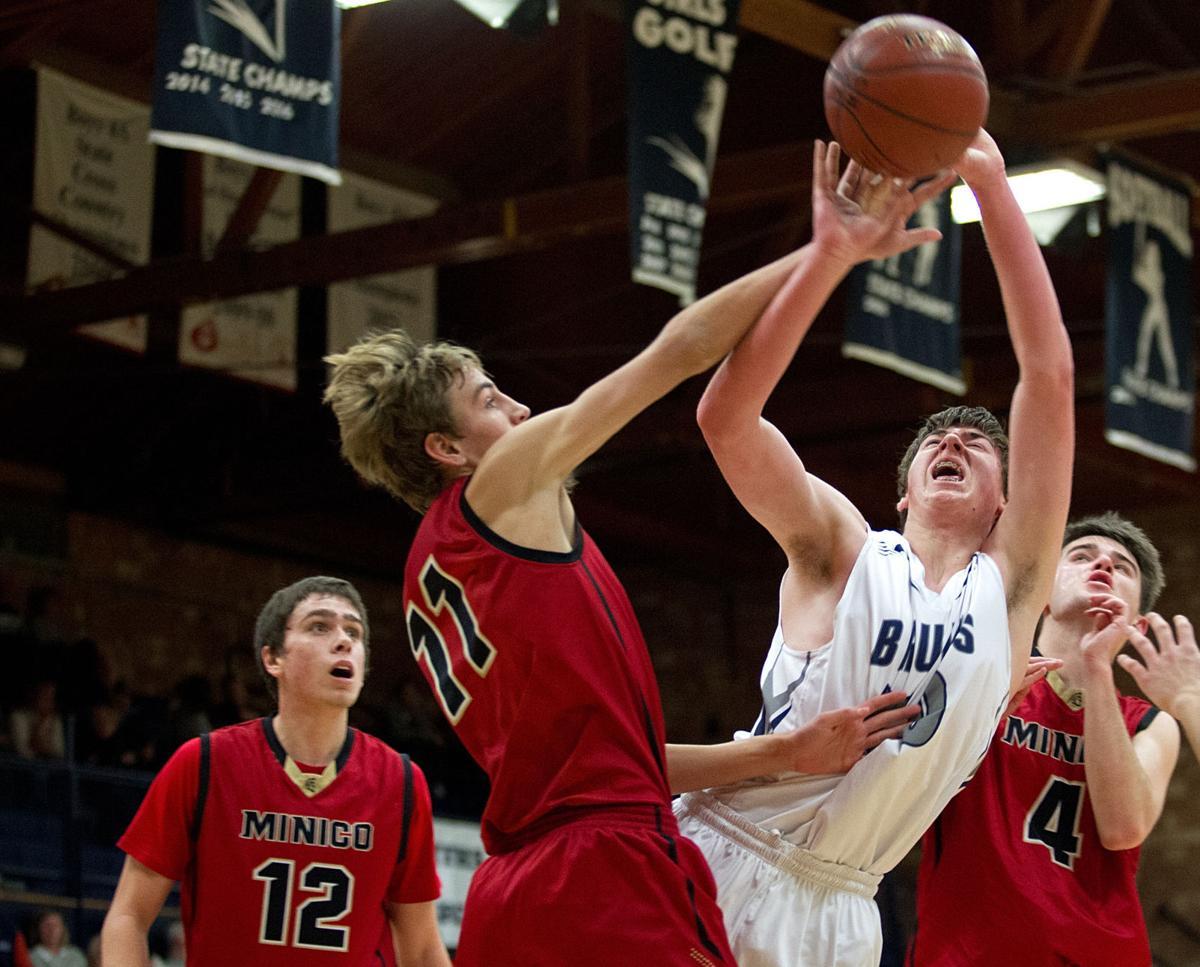 Twin Falls vs. Minico boys basketball
