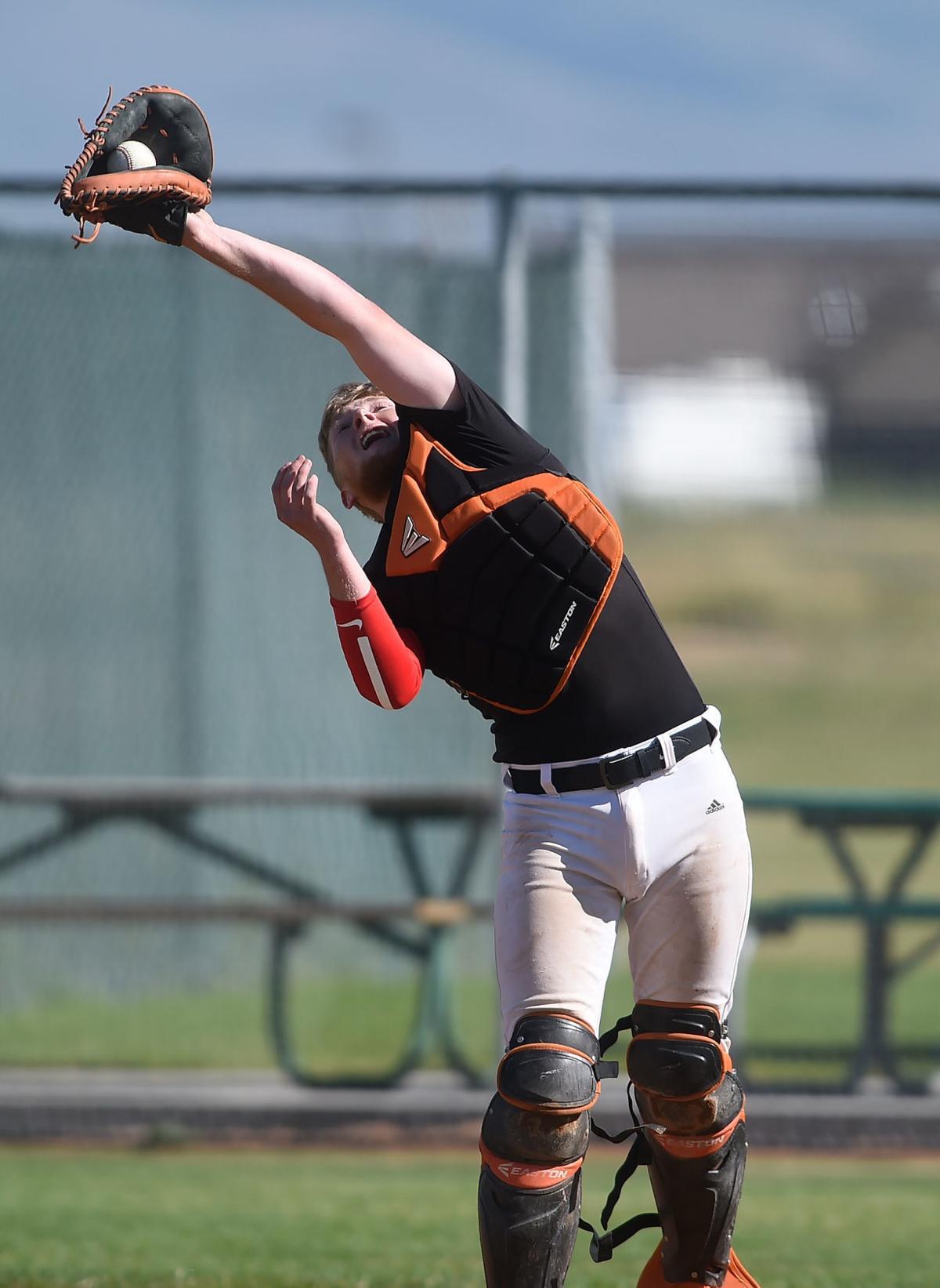 Legion Baseball - Declo Vs. Burley