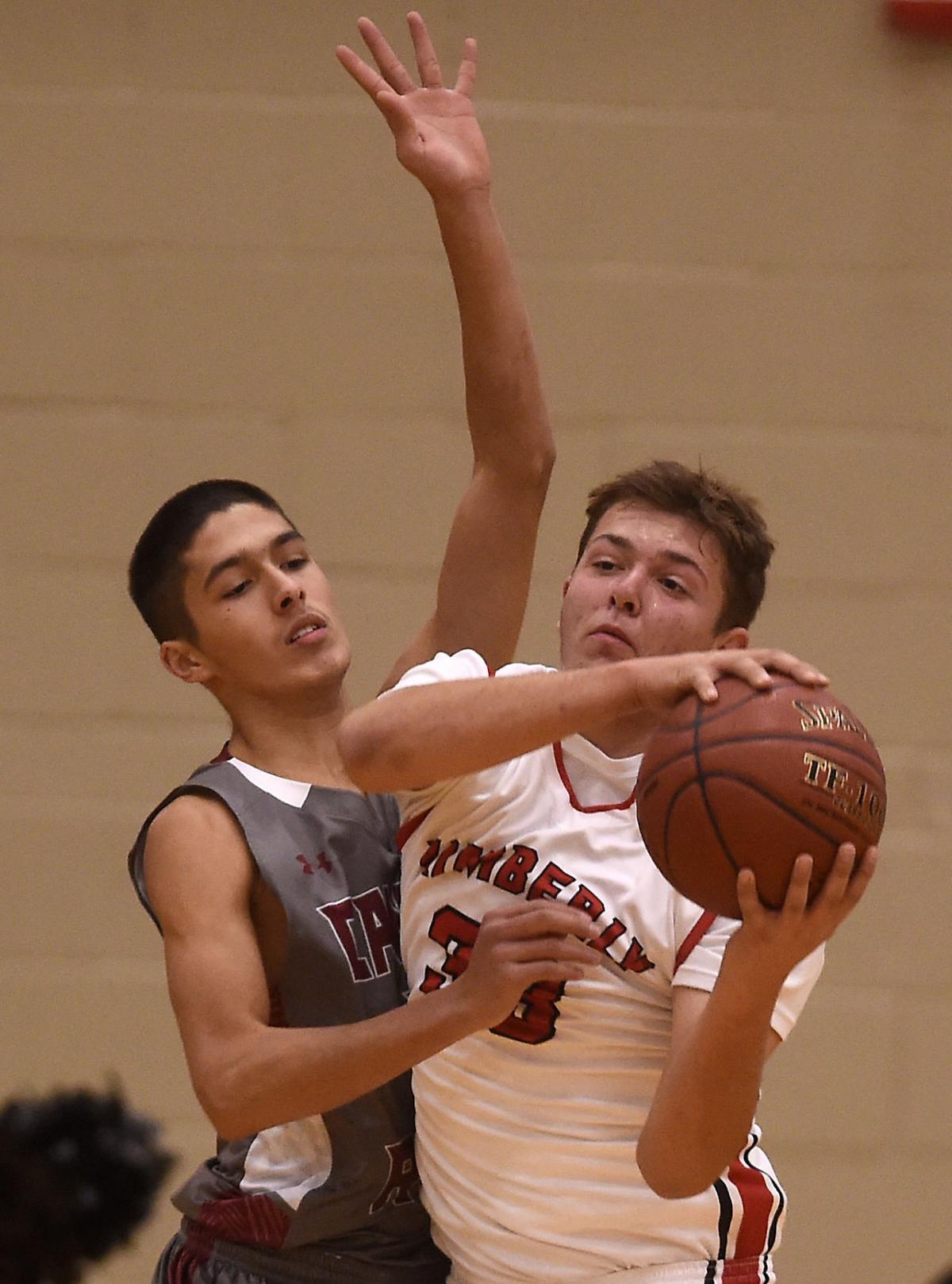 Boys Basketball - Canyon Ridge Vs. Kimberly