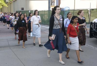 Mormon Women Dress Slacks