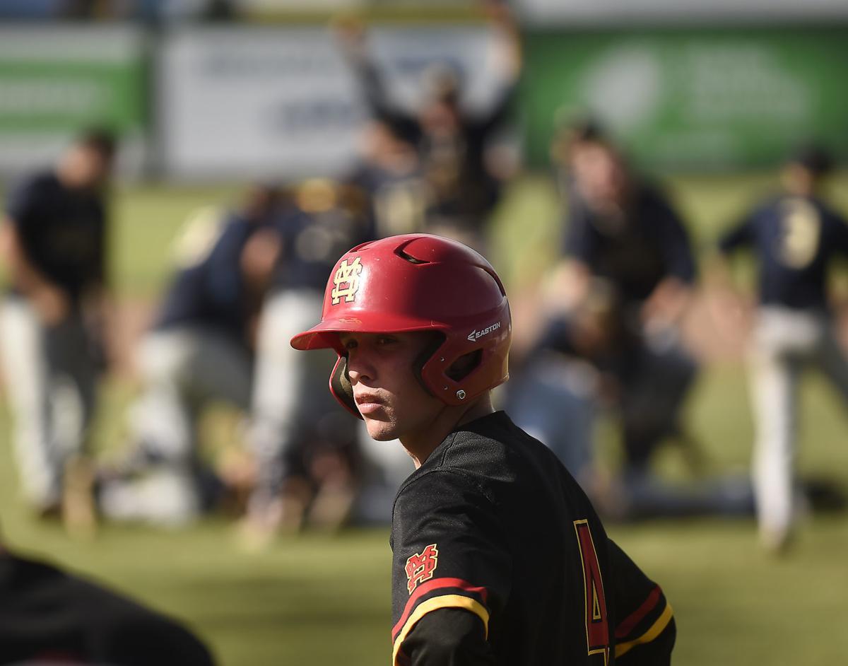 Baseball - Minico Vs. Middleton