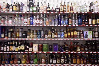 Liquor sales in rural areas