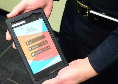 Canyon County Jail Inmates Using Tablets to Contact Family