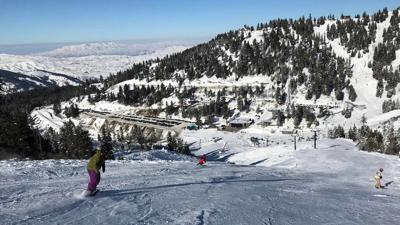 Bogus Basin saw record traffic this season. 'If this is the new normal, great.'