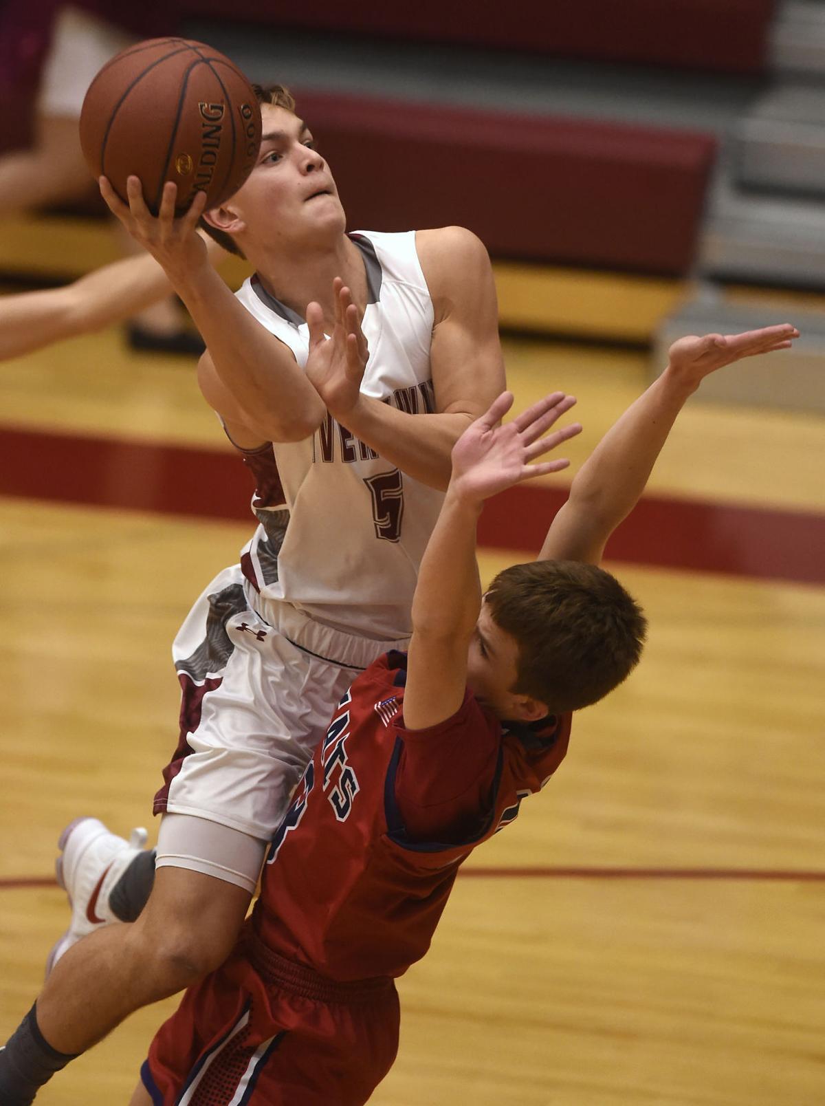 Boys Basketball - Filer Vs. Canyon Ridge