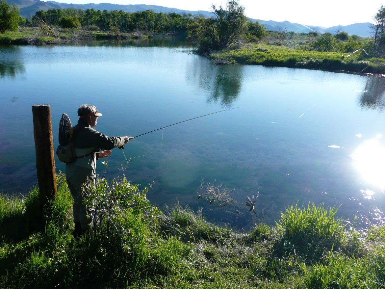 Magic Valley fishing