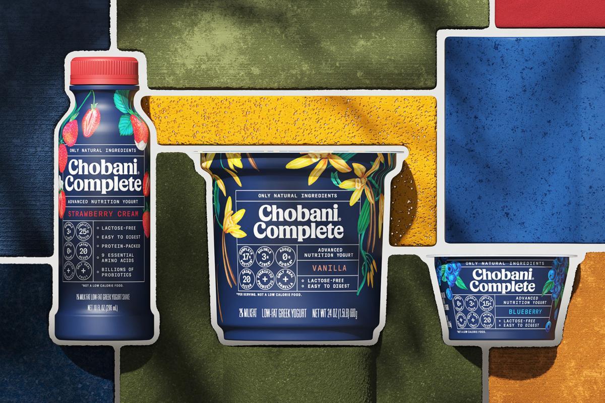 Chobani unveils new nutrition-focused yogurt and beverage line