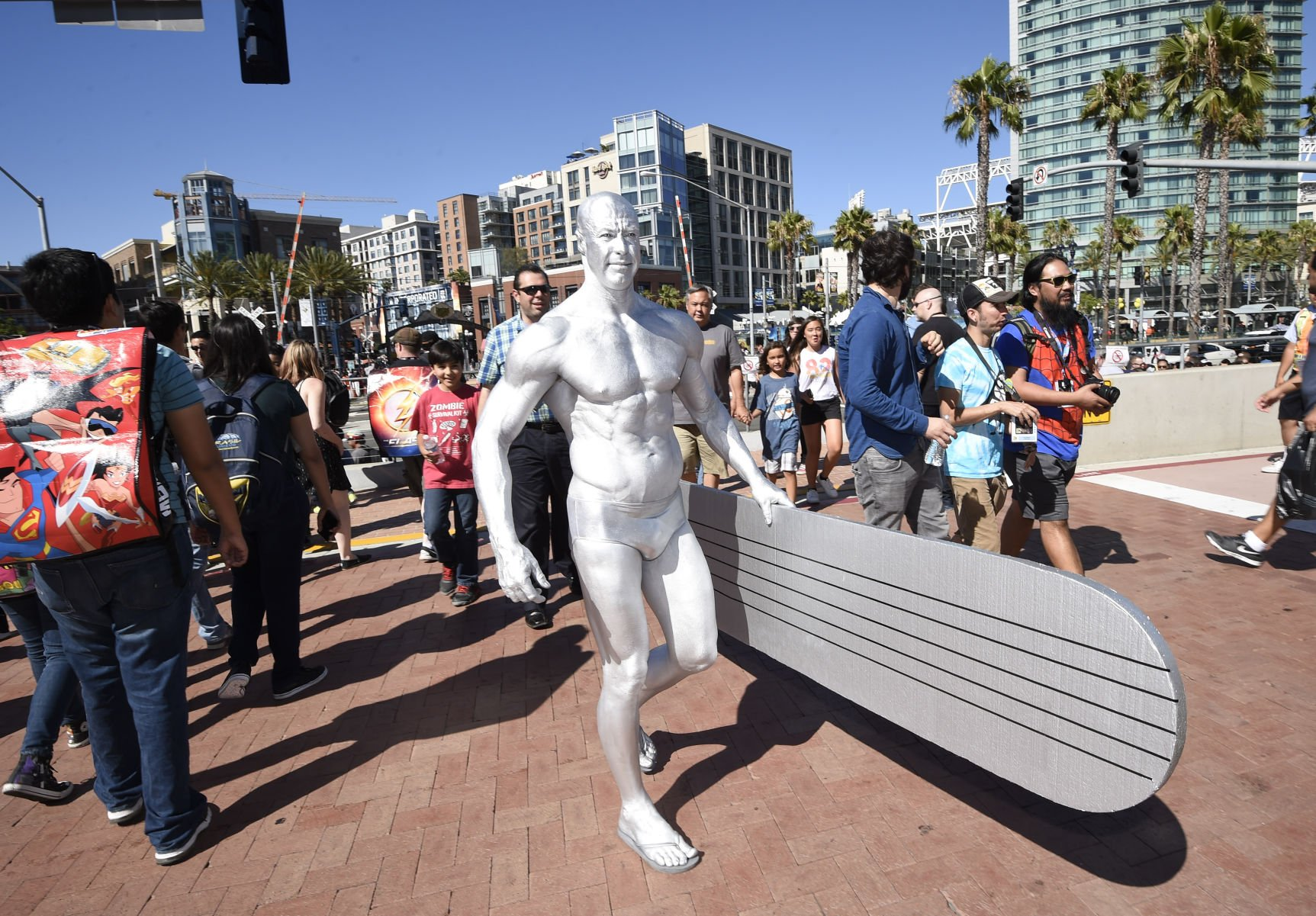 Comic-Con International  sc 1 st  Times-News & Photos: Some of the best and craziest costumes from this yearu0027s ...