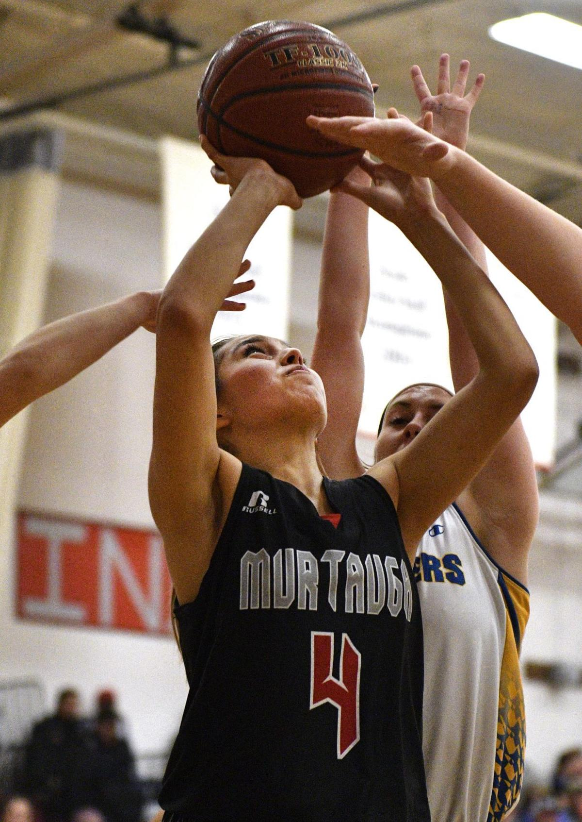 Girls Basketball - 1A Division II Championship FILE