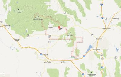 Curious Mind: The Boundaries of Blaine County | Southern Idaho Local ...