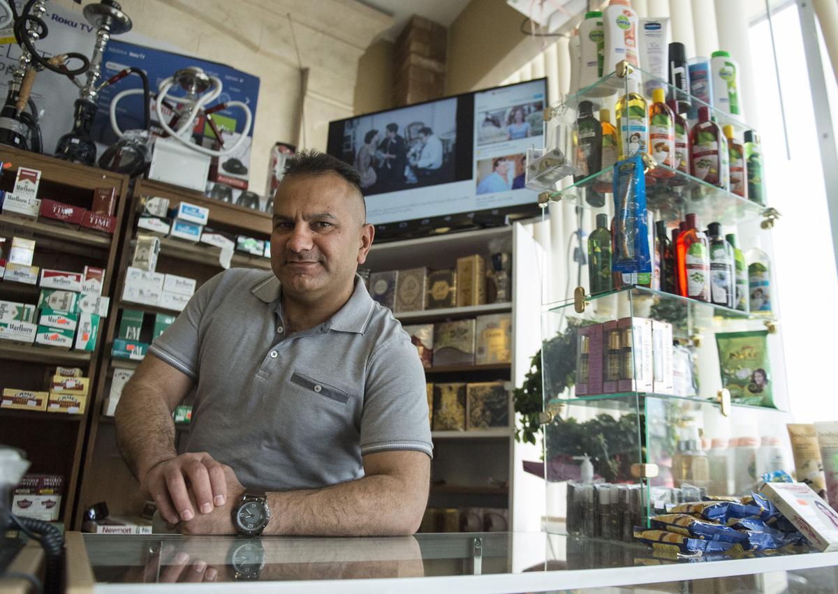 Alsinbad Smoke Shop and Mediterranean Market