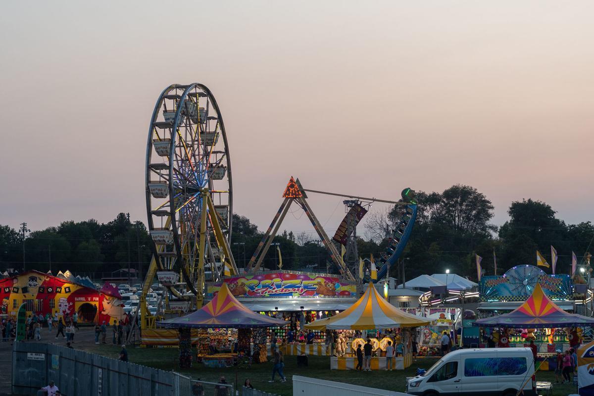 Twin Falls County Fair, 2021