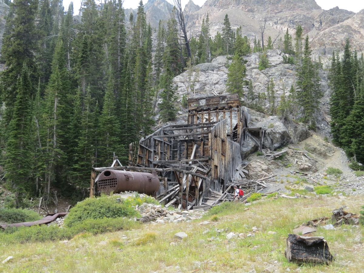 Mining Ghost Town Is Destination For Hardy Adventurers