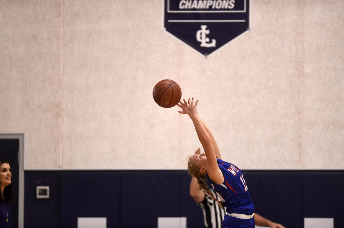 Girls Basketball - Castleford Vs. LHC