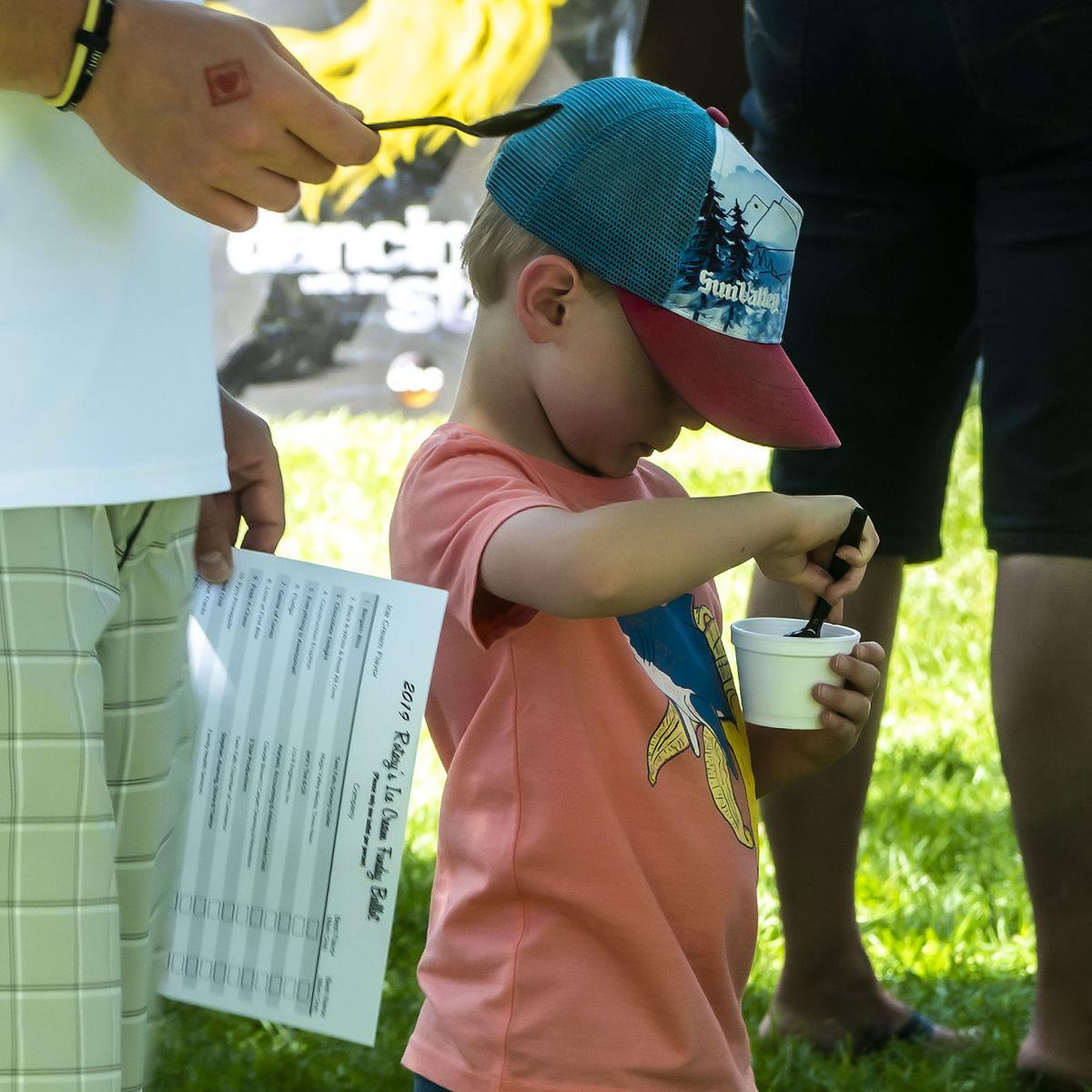 Rotary Ice Cream Funday
