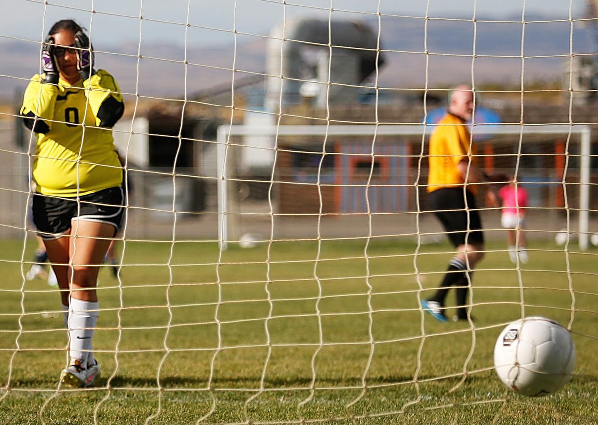 Bliss vs. Community Girls Soccer