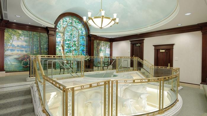 Sneak Peek Inside Renovated Boise Lds Temple Faith And