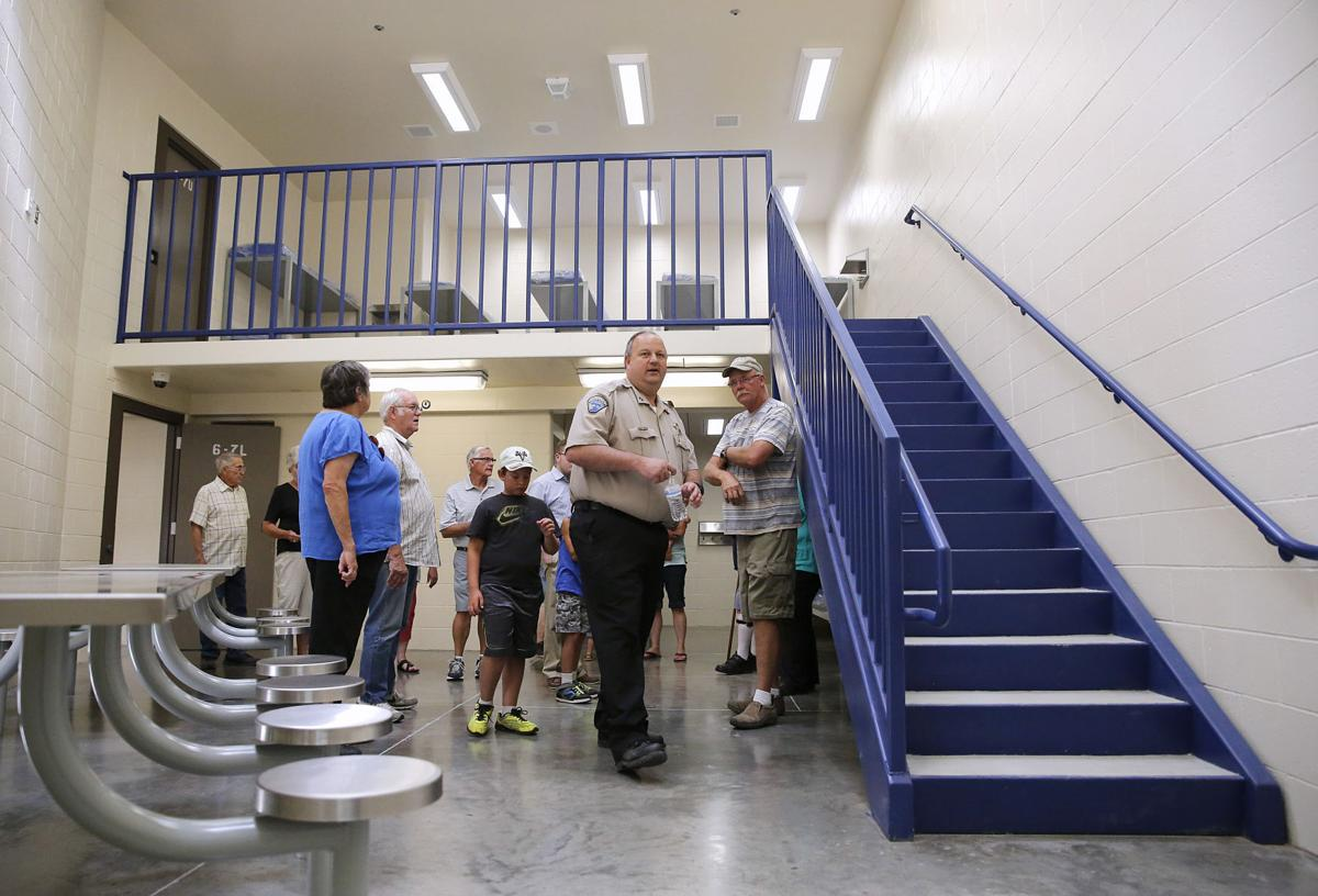 Tour of the New Jerome County Jail