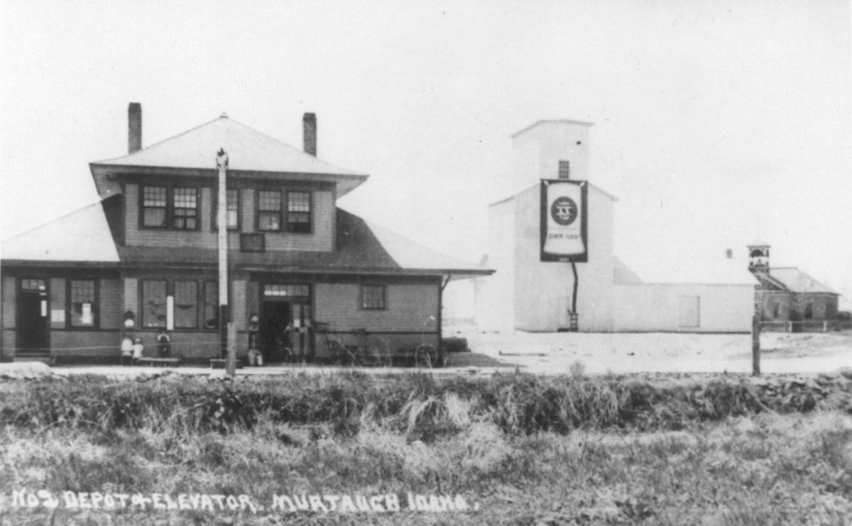 Murtaugh Train Depot