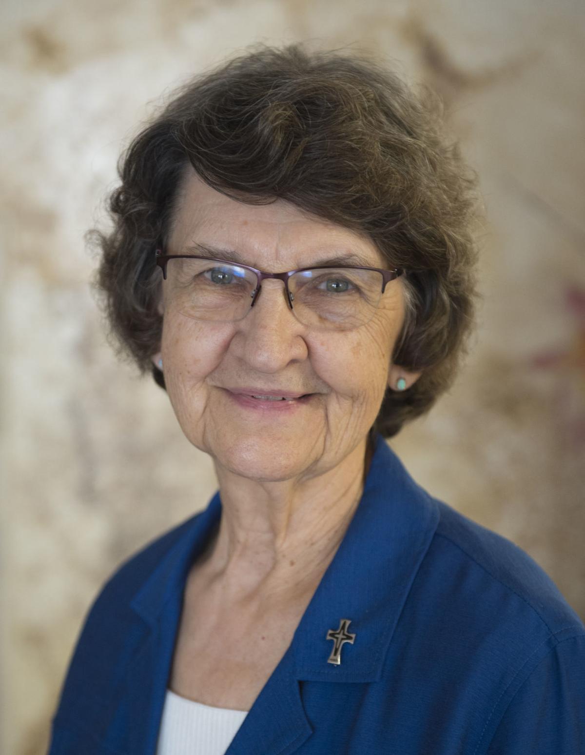 Sr. Rose Mary Boessen